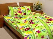 Ткани х/б и смесовые ткани Одеяла Матрацы .Подушки Покрывала