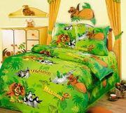 Постельное белье,  подушки,  одеяла,  шторы,  покрывала.