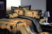 комплекты постельного белья,  одеяло и подушки оптом